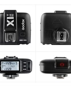 Godox X1T-N TTL 2.4G Wireless Flash Trigger Transmitter for Nikon DSLR Cameras