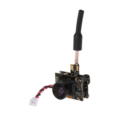 GoolRC 800TV FPV Camera 5.8G 40CH 25/100/200mW Transmitter IPEX Antenna for Inductrix QX90 H36 T36 NH-010 Micro Racing Drone