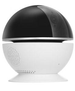HD 1080P Wireless WiFi Camera With BT Speaker Function