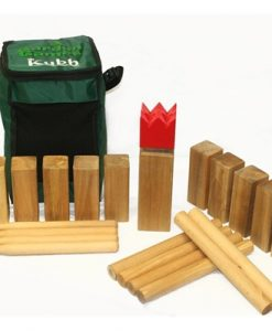 Hardwood Kubb by Garden Games