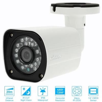 KKmoon® AHD 720P 1500TVL Megapixels CCTV Security Surveillance Outdoor Indoor Bullet Camera support weatherproof IR