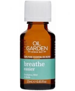 Oil Garden Breathe Easier Oil 25ml