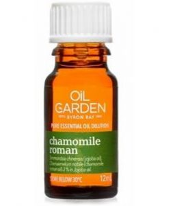 Oil Garden Chamomile Roman 3% Pure Essential Oil 12ml