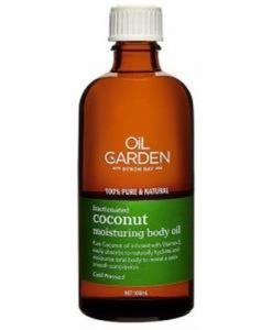 Oil Garden Fractionated Body Oil 100ml