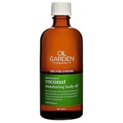 Oil Garden Fractionated Body Oil 100ml