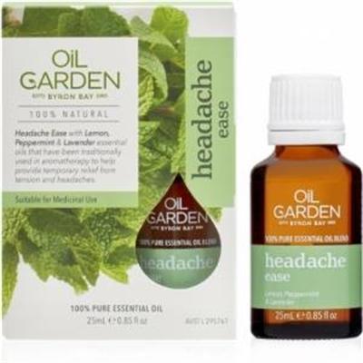 Oil Garden Headache Ease Oil 25ml