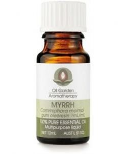Oil Garden Myrrh Pure Essential Oil 12ml