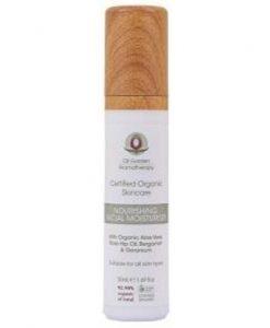 Oil Garden Organic Skincare Nourishing Facial Moisturiser 50ml