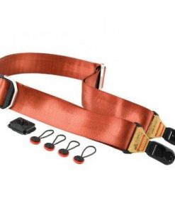Peak Design Slide Summit Edition - Lassen Red - Padded Camera Strap