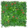 Red Elegance Vertical Garden UV Stabilised 1m X 1m