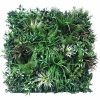 UV Stabilized Desert Fern Select Range Vertical Garden 90cm X 90cm