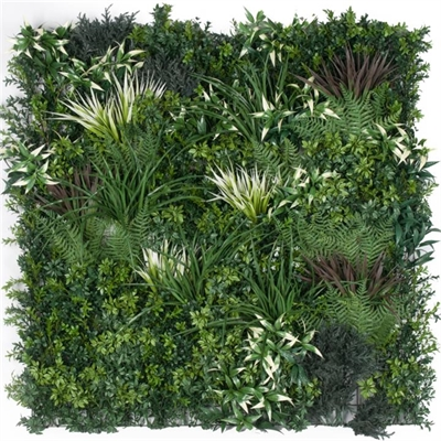 UV Stabilized Tropical Fern Select Range Vertical Garden 100cm x 100cm