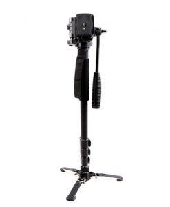 Weifeng Extendable Portable Camera Monopod Tripod - Black [MP-WF3958M]