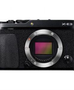 X-E3 Black Camera Body