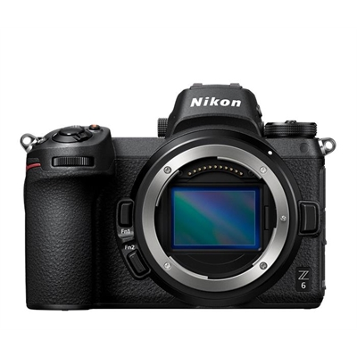 Z6 Mirrorless Camera with Mount Adapter FTZ