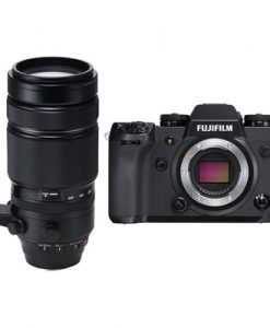 X-H1 Camera with XF 100-400mm f/4.5-5.6 R LM OIS WR Lens