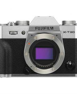 Fujifilm X-T30 Mirrorless Camera Premium Silver - Buy Online Camerapro Australia