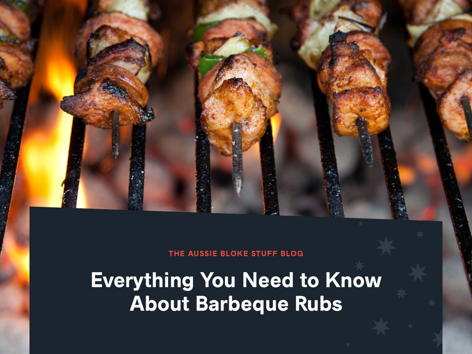 Everything you need to know about Barbeque Rubs