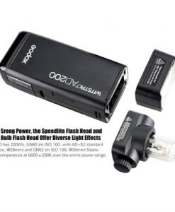 Godox AD200 Pocket Flash Portable Mini TTL Speedlite