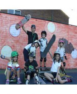 Learn to Skateboard, Kids Lesson - Sydney