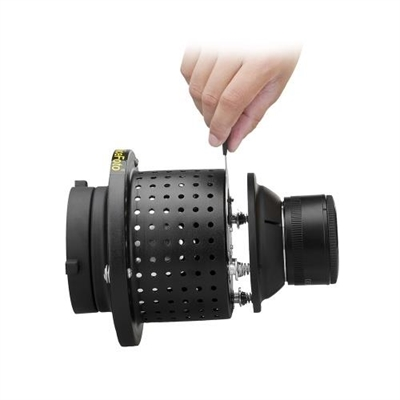 NiceFoto SN-29 Flash Concentrator Conical Snoot