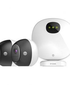 D-Link Omna Wire Free Indoor/Outdoor Camera Kit