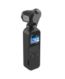 DJI OSMO Pocket Handheld 3-axis Stabilized Gimbal Camera
