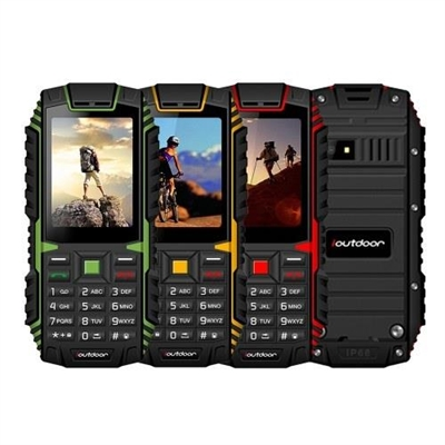 Ioutdoor T1 Tri-proof Feature Mobile Phone