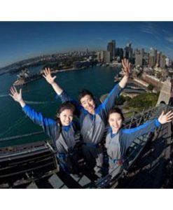 Mandarin Sydney Harbour Bridge Climb - Daytime