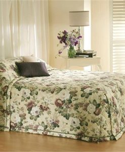 Bianca English Garden Coverlet (Queen)