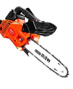 GIANTZ 25cc Commercial Petrol Chainsaw 10' Oregon Bar E-Start Chains Saw Tree