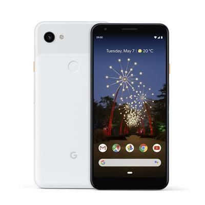 Google Pixel 3a Xl 64gb (Clearly White) (unlocked)