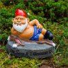 I`m Sexy & I Gnome It Garden Gnome