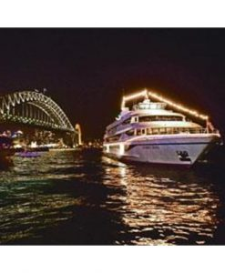 Sydney Harbour Captain's Dinner Cruise - Circular Quay, Sydney