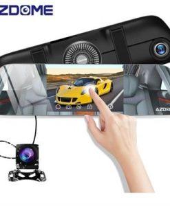 AZDOME PG01 Dash Cam Dual Lens 1080P 720P Camera Recorder