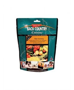 Back Country Cuisine Nasi Goreng Freeze Dri Food - 1 Serve