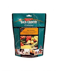 Back Country Cuisine Nasi Goreng Freeze Dri Food - 2 Serve
