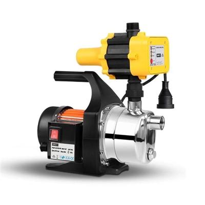 Giantz 800W High Pressure Garden Water Pump with Auto Controller [PUMP-GARDEN-800-YEL]