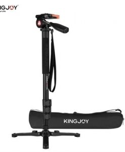 KINGJOY MP1008F Photography Camera Monopod Aluminum Alloy
