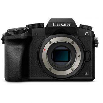 Panasonic Lumix G7 Mirrorless Camera 4K Video (Body Only)