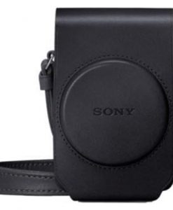 Sony Soft Leather Carry Case for RX100 series Cameras