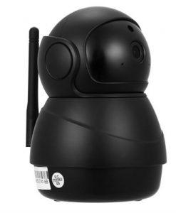1080P Wireless 360 Degree Panoramic Navigation Indoor IP Camera