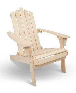 Gardeon Outdoor Foldable Beach Garden Chair [FF-BEACH-CHAIR-NW]