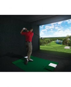 Indoor PGA Pro Golf Lesson, Sydney - Round of 18 Holes