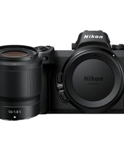 Nikon Z 7 Body w/ Nikkor Z 50mm f/1.8S Lens Full Frame Mirrorless Camera