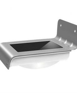 Solar Energy Motion Sensor Garden Security Lamp 16 Light-emitting Diode Outdoor Waterproof Light