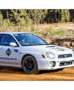 Subaru WRX Rally Driving, 9 Lap Combo - Colo Heights, Sydney - BONUS LAPS