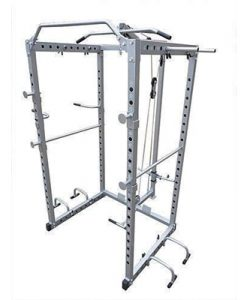 Brawn Strength Home Power Rack Combo