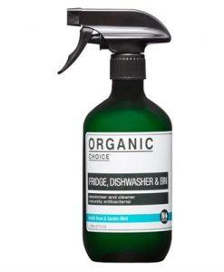 Fridge, Dishwasher & Bin Cleaner - Vanilla Bean & Garden Mint | 500ml