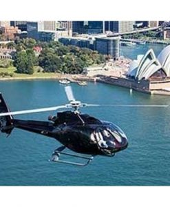 Helicopter Shared Scenic Flight, 20-minute, Sydney